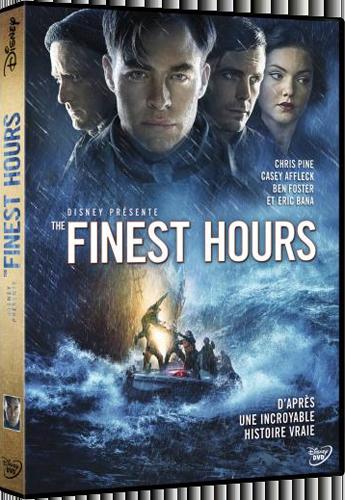 [DVD] The Finest Hours Finesthoursdvdfr