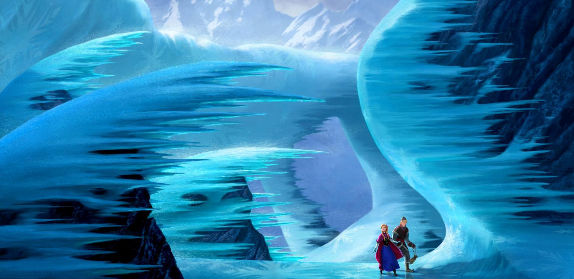 [Walt Disney] La Reine des Neiges (2013) - Sujet d'avant-sortie - Page 21 Frozenca3