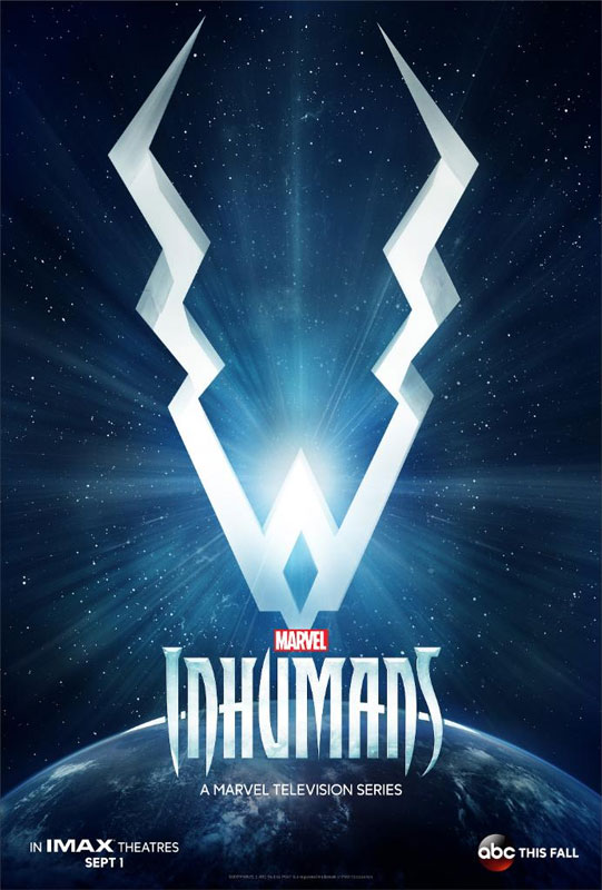 Marvels Inhumans S01 VOSTFR (Complète)