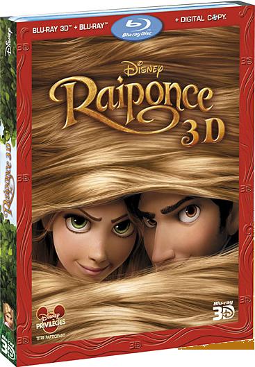 Raiponce 3D