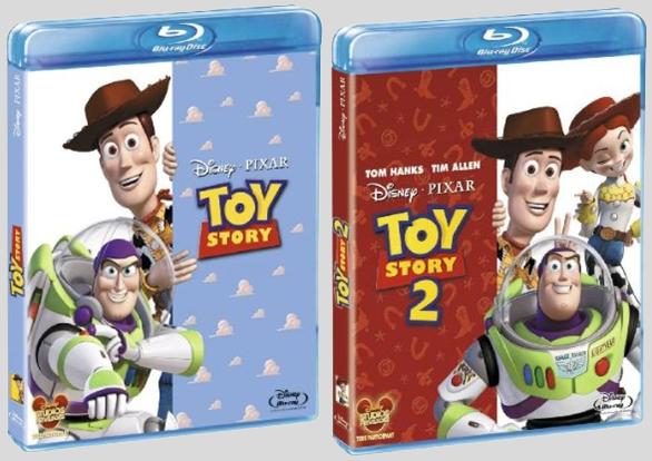 Les jaquettes des futurs Disney - Page 20 Toystory1&2bd