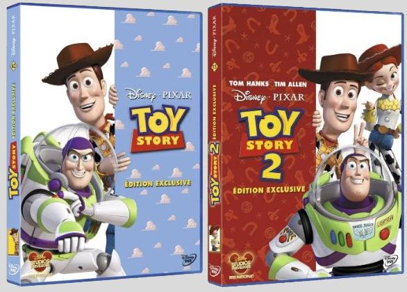 Les jaquettes des futurs Disney - Page 20 Toystory1&2dvd